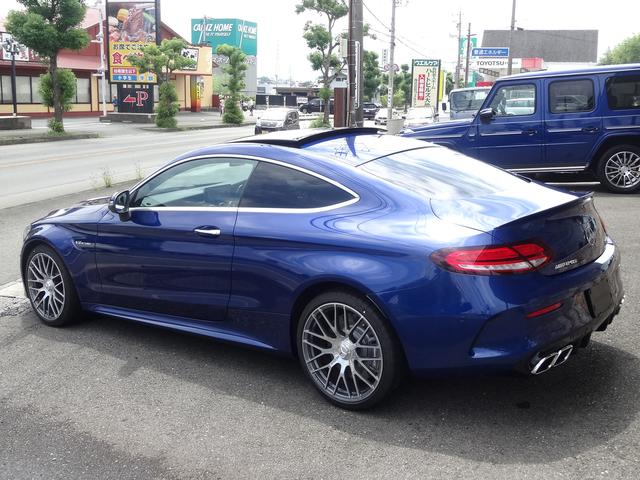 C63クーペ パノラマR(18枚目)