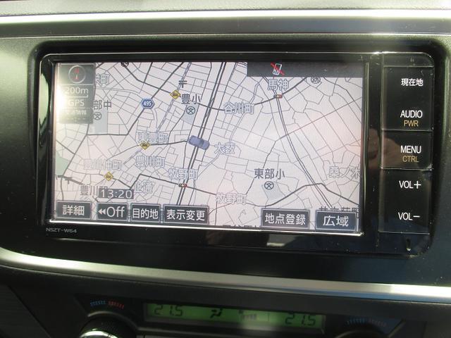 150X Sパッケージ フルセグSDナビ バックモニター(5枚目)