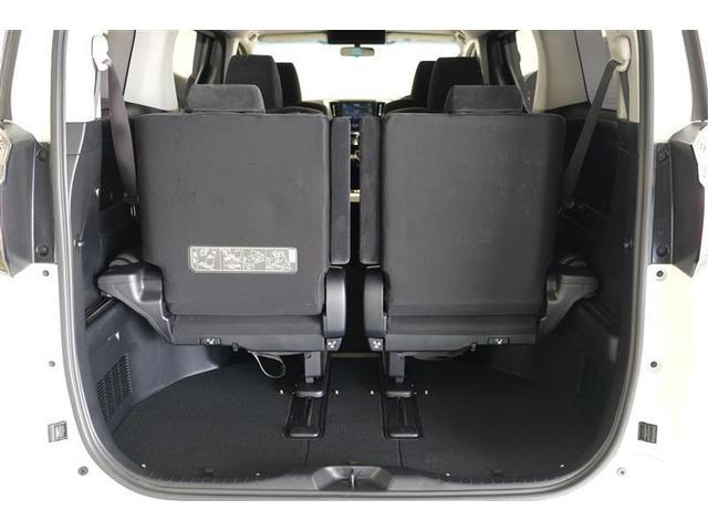 2.5Z 両側自動ドア 後席モニタ LEDライト ナビTV CD フルセグTV ETC イモビライザー 3列シート DVD メモリーナビ スマートキ- クルコン エアロ アルミホイール 横滑り防止装置(16枚目)