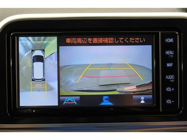 G クエロ 元試乗車 メモリーナビ フルセグTV DVD パノラミックビューモニター スマートキー イモビライザー トヨタセーフティセンス 両側パワースライドドア LEDヘッドライト スペアタイヤ USB(6枚目)