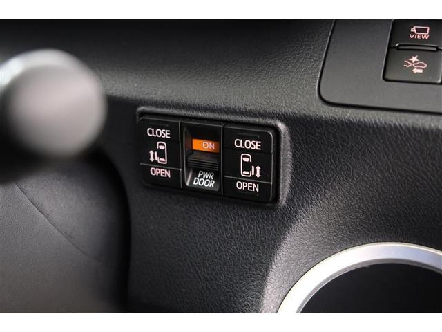 G クエロ 元試乗車 メモリーナビ フルセグTV DVD パノラミックビューモニター スマートキー イモビライザー トヨタセーフティセンス 両側パワースライドドア LEDヘッドライト スペアタイヤ USB(9枚目)