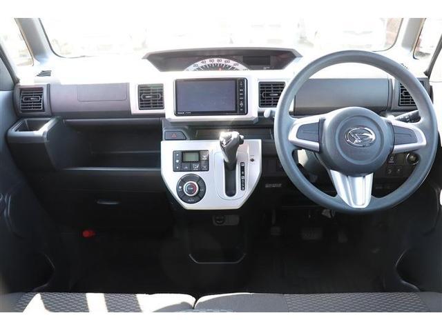 L SA ワンオーナー 禁煙車 衝突軽減ブレーキ SDナビ フルセグTV ETC 電動スライドドア オートライト LEDヘッドライト DVD再生 ドアバイザー 純正14AW ベンチシート 横滑防止装置 ABS(5枚目)