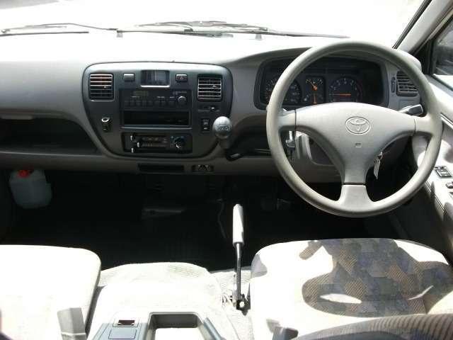 トヨタ タウンエーストラック SシングルジャストロースーパーX スチールデッキ 一方開