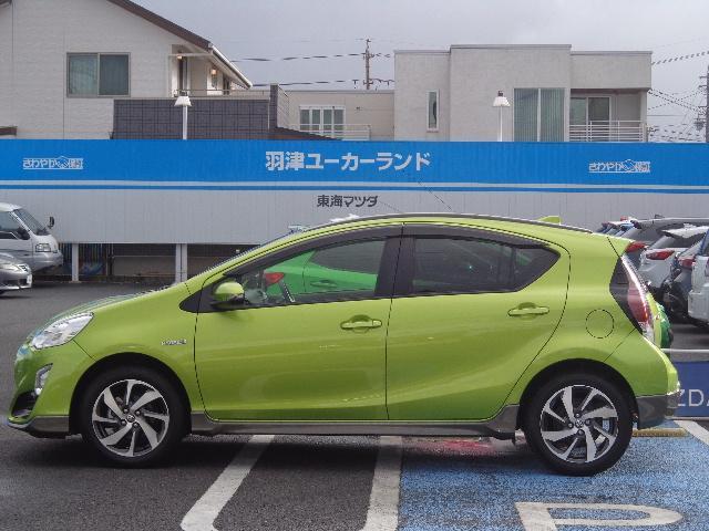 トヨタ アクア X-アーバン ナビ バックカメラ 禁煙車
