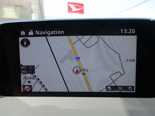 360度ビューモニターは4方向にカメラを配置し平面図にしてみせてくれるので駐車時に周囲を確認しやすく停めやすくなります。
