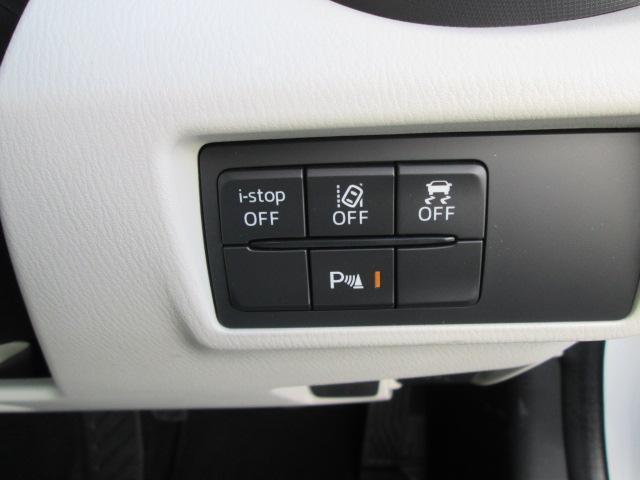 車線逸脱システムやパーキングセンサーも付いて安全性もアップ
