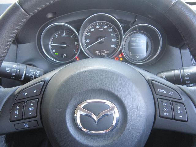 マツダ CX-5 XD Lパッケージ 4WD ブレーキサポート RVM