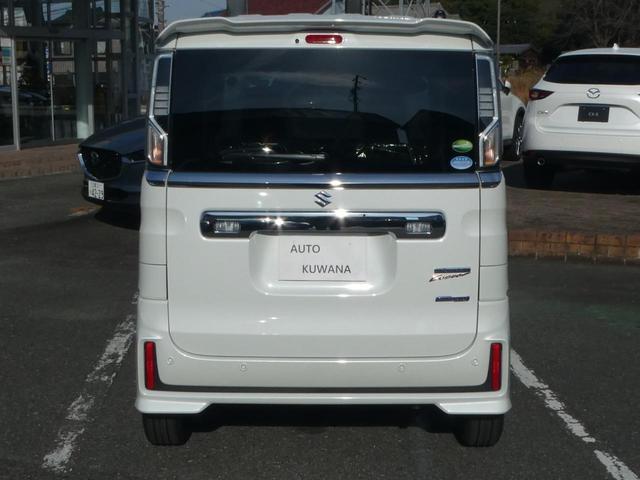 「スズキ」「スペーシアカスタム」「コンパクトカー」「三重県」の中古車7