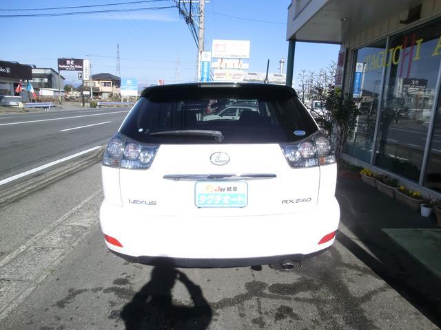 トヨタ ハリアー 300G Lパッケージ 本黒革シート 純正マルチ ETC付き
