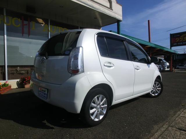 「トヨタ」「パッソ」「コンパクトカー」「岐阜県」の中古車8