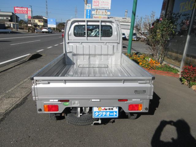 「スズキ」「キャリイトラック」「トラック」「岐阜県」の中古車3