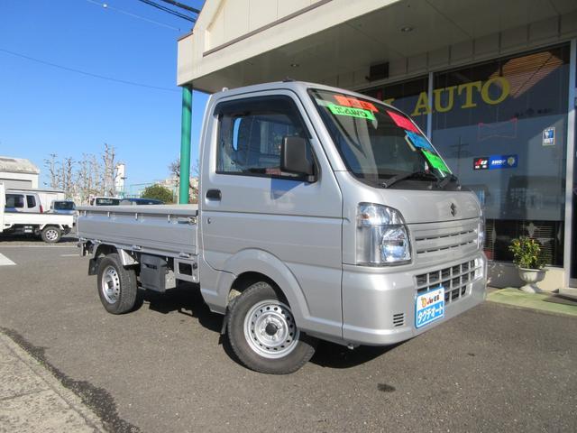 「スズキ」「キャリイトラック」「トラック」「岐阜県」の中古車6