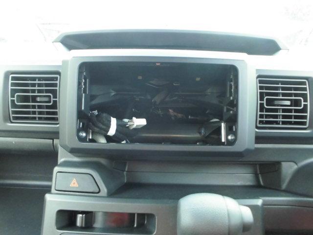 ダイハツ ウェイク D届出済未使用車エコアイドルキーレスバックカメラ両側スライド
