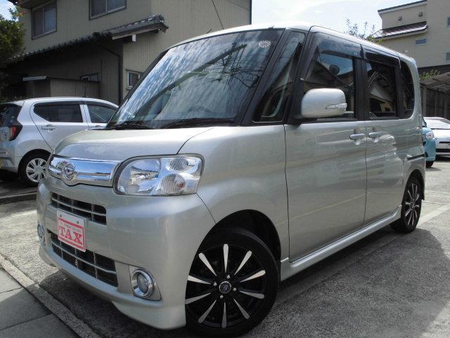 「ダイハツ」「タント」「コンパクトカー」「愛知県」の中古車78