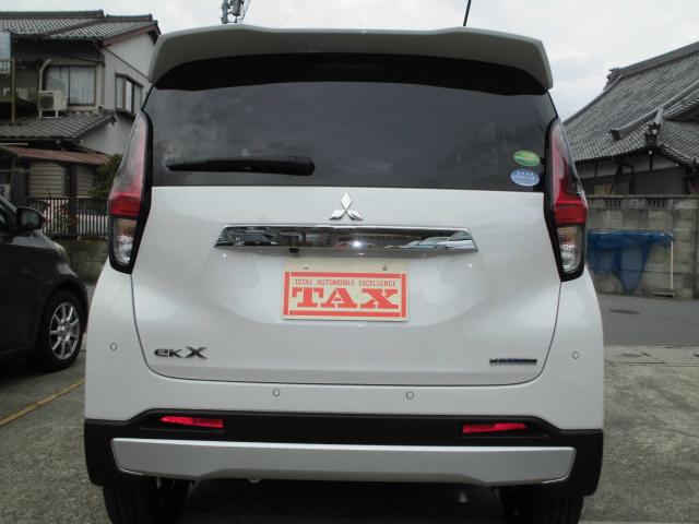 「三菱」「eKクロス」「コンパクトカー」「愛知県」の中古車8