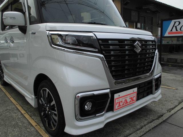 「スズキ」「スペーシアカスタム」「コンパクトカー」「愛知県」の中古車44