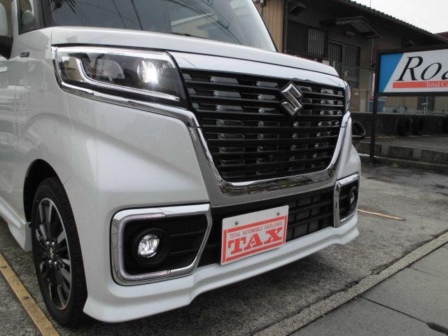 「スズキ」「スペーシアカスタム」「コンパクトカー」「愛知県」の中古車46