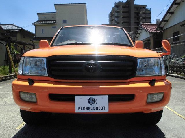 「トヨタ」「ランドクルーザー100」「SUV・クロカン」「愛知県」の中古車5