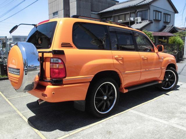 「トヨタ」「ランドクルーザー100」「SUV・クロカン」「愛知県」の中古車74