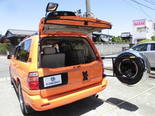 「トヨタ」「ランドクルーザー100」「SUV・クロカン」「愛知県」の中古車79