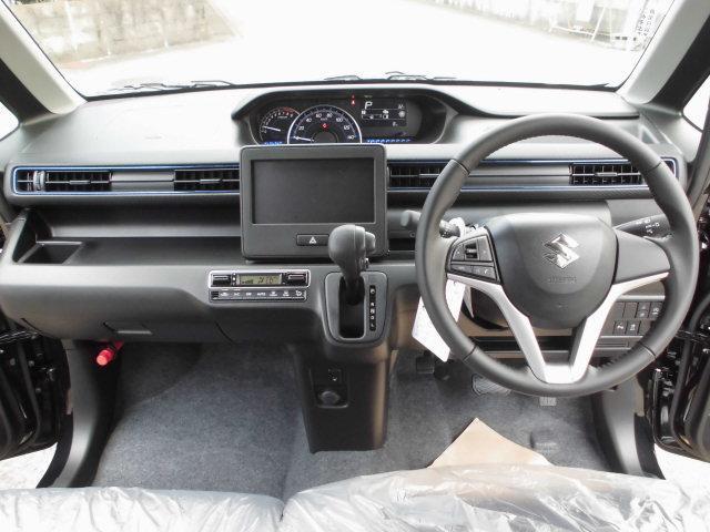 ハイブリッドFZ 届出済未使用車・デュアルブレーキサポート・スマートキー・プッシュスタート・エコクール・LEDヘッドランプ・オートライトシステム(2枚目)