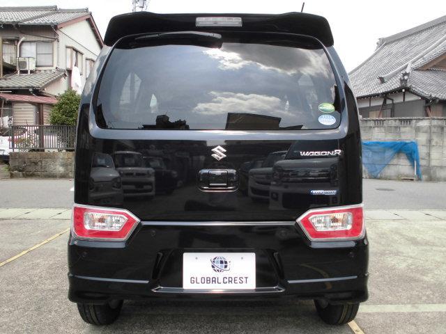 ハイブリッドFZ 届出済未使用車・デュアルブレーキサポート・スマートキー・プッシュスタート・エコクール・LEDヘッドランプ・オートライトシステム(8枚目)