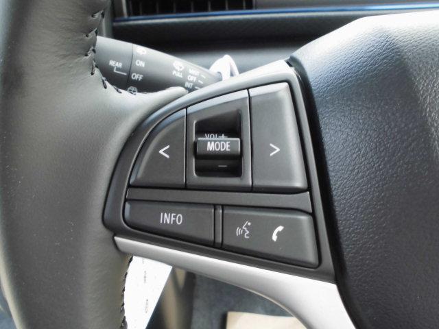 ハイブリッドFZ 届出済未使用車・デュアルブレーキサポート・スマートキー・プッシュスタート・エコクール・LEDヘッドランプ・オートライトシステム(19枚目)