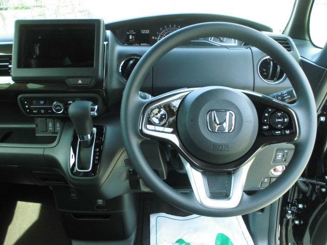 G・Lホンダセンシング 届出済未使用車・衝突軽減ブレーキ・左リア電動スライドドア・スマートキー・プッシュスタート・オートエアコン・LEDヘッド・ドアミラーウインカー(10枚目)
