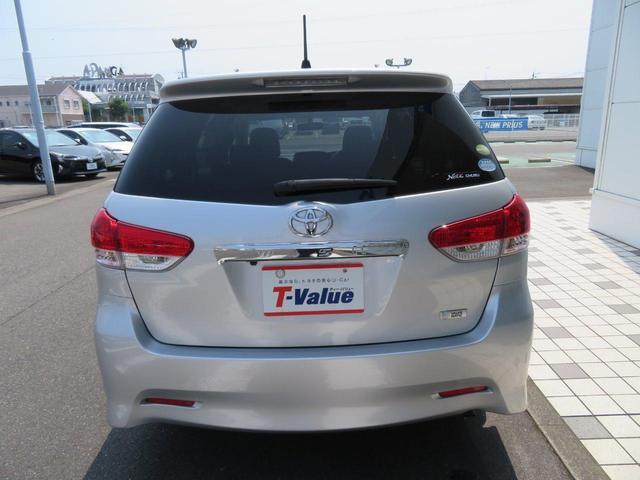 「トヨタ」「ウィッシュ」「ミニバン・ワンボックス」「愛知県」の中古車5