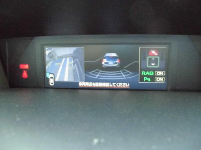 後退時アシストや後退センサーも標準装備なので、より安心して運転できます。