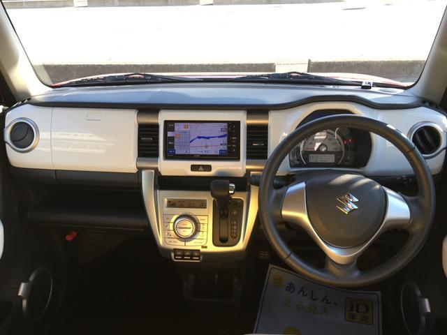 スズキ ハスラー Xターボ4WD ナビ ETC レーダーブレーキサポート
