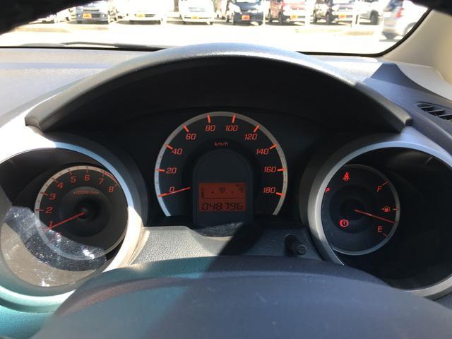 ホンダ フィット X4WD ワンオーナー 社外HDDナビ ETC 社外アルミ