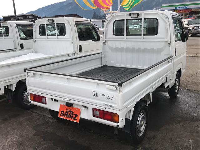 ホンダ アクティトラック SDX 4WD 5速MT ワンオーナー エアコン パワステ