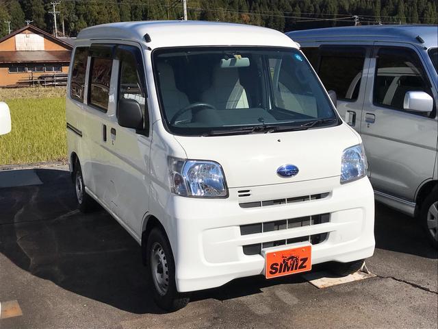 「スバル」「サンバーバン」「軽自動車」「岐阜県」の中古車7