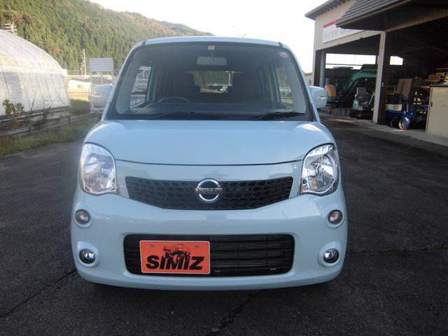 「日産」「モコ」「コンパクトカー」「岐阜県」の中古車4