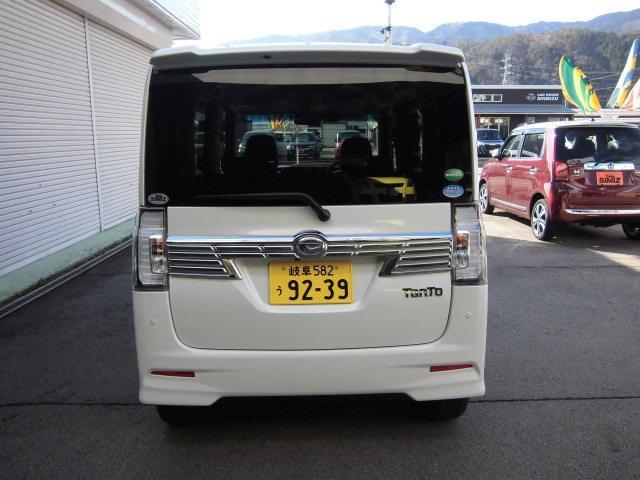 「ダイハツ」「タント」「コンパクトカー」「岐阜県」の中古車6