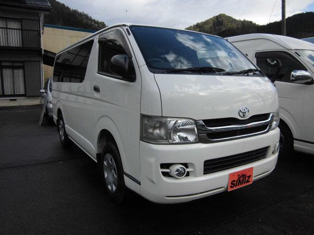 「トヨタ」「レジアスエースバン」「その他」「岐阜県」の中古車2