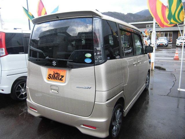 「スズキ」「パレット」「コンパクトカー」「岐阜県」の中古車6