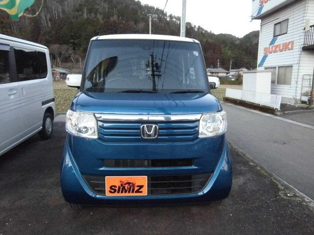 「ホンダ」「N-BOX+カスタム」「コンパクトカー」「岐阜県」の中古車3