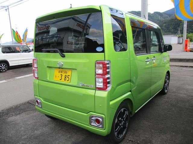 「ダイハツ」「ウェイク」「コンパクトカー」「岐阜県」の中古車4