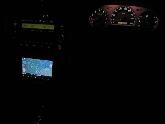 トヨタ クラウンエステート アスリート フルエアロ 車高調 20AW 黒革調シート ナビ