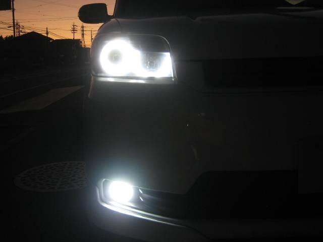 1.8Sエアロツアラー 後期モデリスタ いかリング 車高調(5枚目)