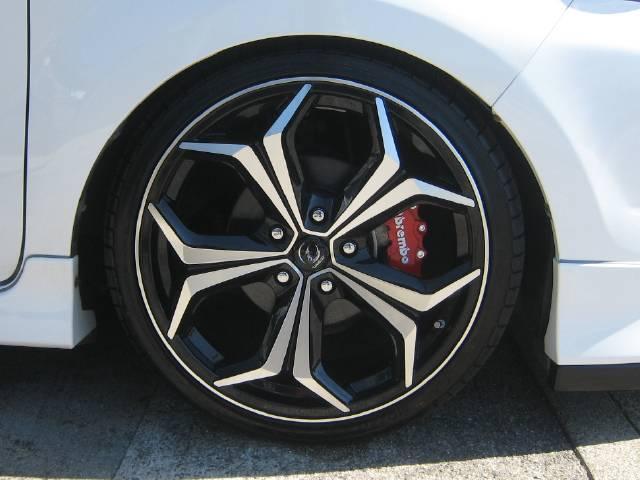 1.8Sエアロツアラー 後期モデリスタ いかリング 車高調(9枚目)