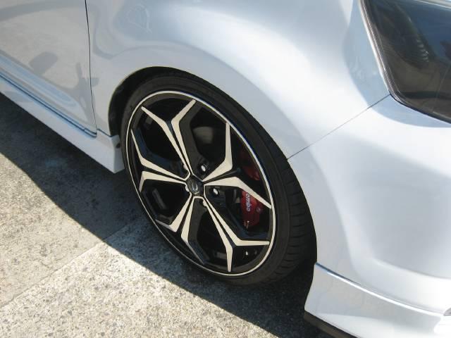 1.8Sエアロツアラー 後期モデリスタ いかリング 車高調(11枚目)