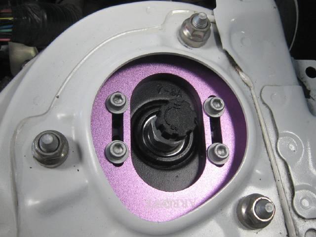 1.8Sエアロツアラー 後期モデリスタ いかリング 車高調(12枚目)