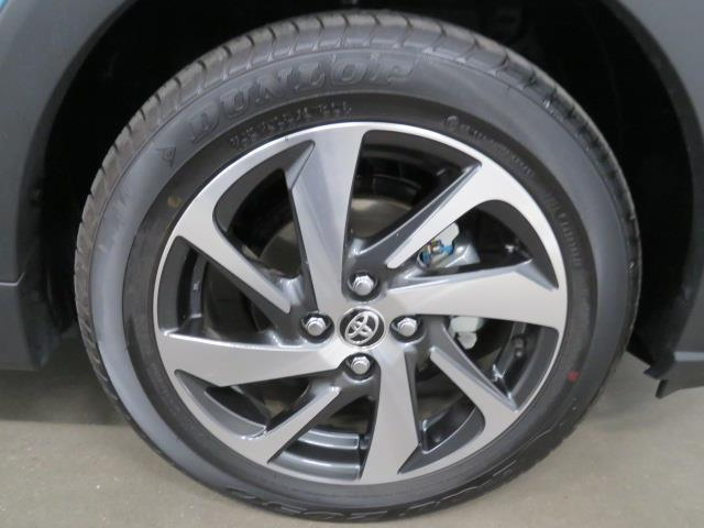 トヨタ アクア クロスオーバー 当社試乗車