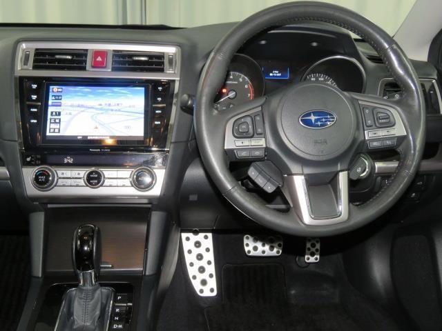 スバル アウトバック リミテッド  ワンオーナー 自動ブレーキ バックモニター