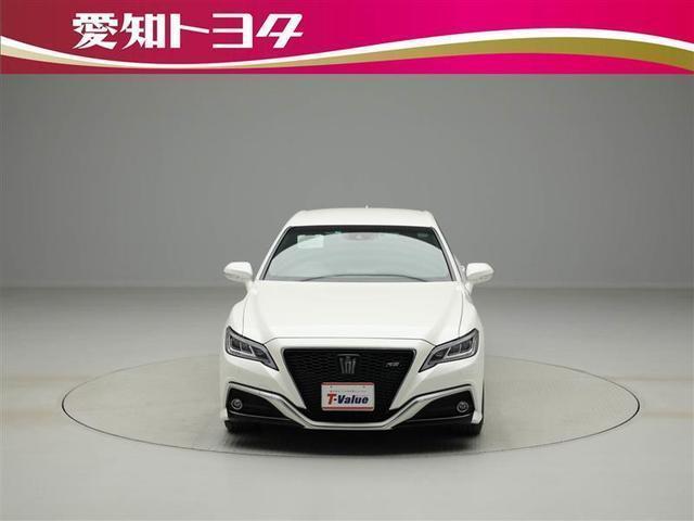 RS メモリーナビ フルセグ スマートキ- 当社試乗車(6枚目)
