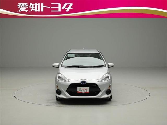S トヨタ認定中古車 ワンオーナー ハイブリッド ミュージックプレイヤー接続可 キーレス(6枚目)