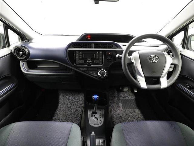 S トヨタ認定中古車 ワンオーナー ハイブリッド ミュージックプレイヤー接続可 キーレス(7枚目)